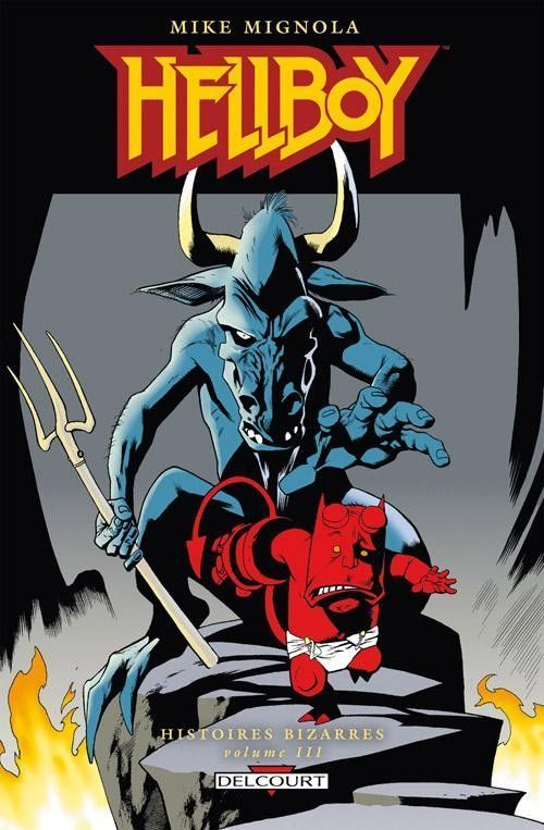 Hellboy Junior est devenu bizarre !