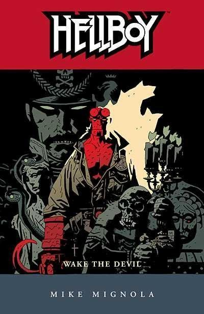 2 - Wake the Devil TPB