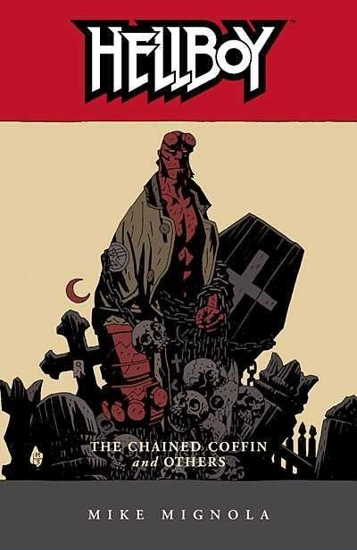 3 - The Chained Coffin and Others TPB