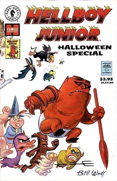 The Hellboy Junior Halloween Special