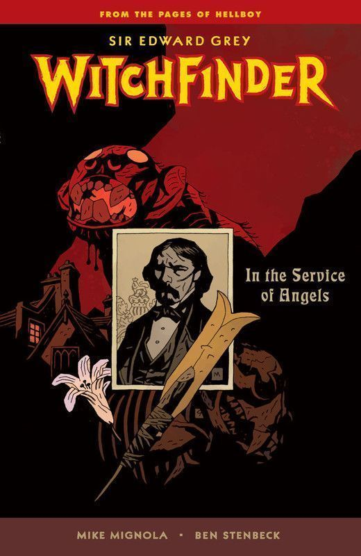 Witchfinder : In the Service of Angels TPB