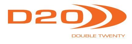 Double Twenty (D20) - Marketing Viral