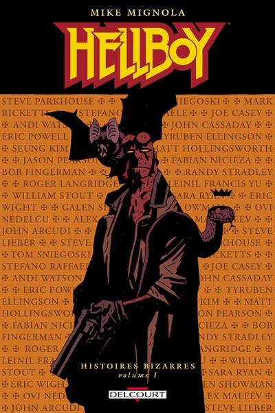 Hellboy : Histoires Bizarres - Volume 1