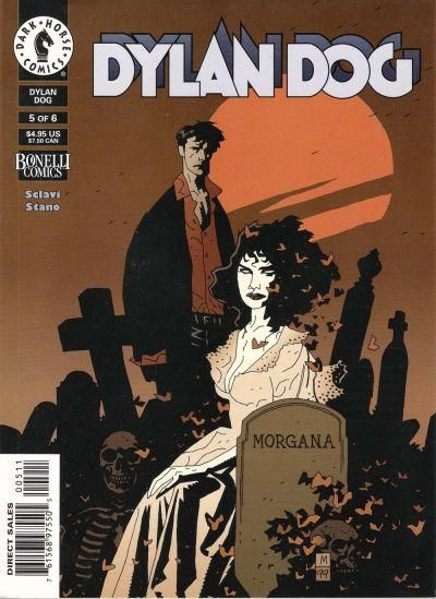 Dylan Dog #5 of 6