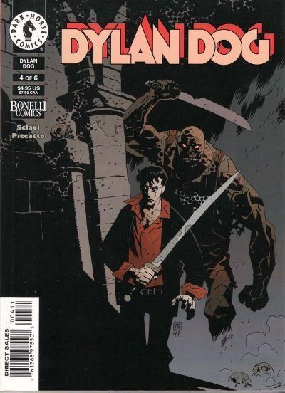 Dylan Dog #4 of 6