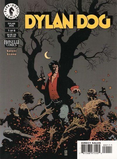 Dylan Dog #1 of 6