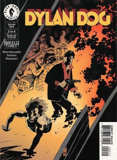 Dylan Dog #2 of 6